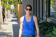 Ashley Greene Steps Out After a Workout