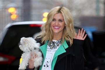 Ashley Roberts Ashley Roberts at the London Studios