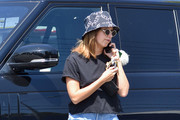 Ashley Tisdale out and about