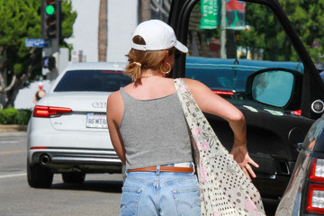 Ashley Tisdale Ashley Tisdale Seen In Los Angeles