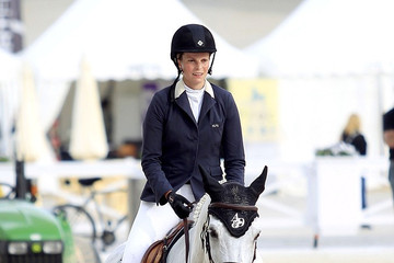 Athina Onassis Roussel Athina Onassis Roussel Competes in the Global Champions Tour