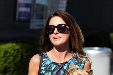 Audrina Patridge Audrina Patridge Out with Her Dog