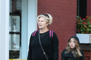 Ava Deborra-Lee Furness Out with Her Daughter