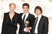 Andrew Garfield and Jesse Eisenberg Photos Photo
