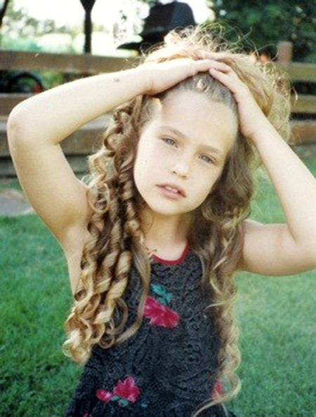 Bar Refaeli - Childhood Photos of Bar Refaeli