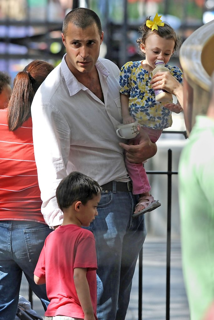 Nigel Barker Wife Ethnicity Nigel Barker in...