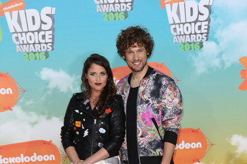 Bart Boonstra Celebrities Attend Nickelodeon's 2016 Kids' Choice Awards at The Forum