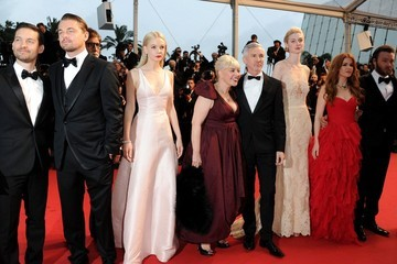 Baz Luhrmann Arrivals at the Cannes Opening Ceremony — Part 4
