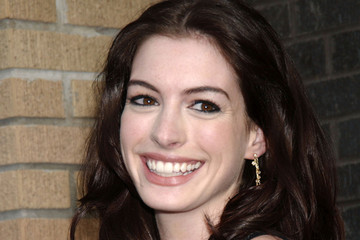 Anne Hathaway 'Becoming Jane' NYC Premiere