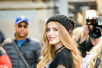 Bella Thorne Bella Thorne Is Spotted Out in New York City