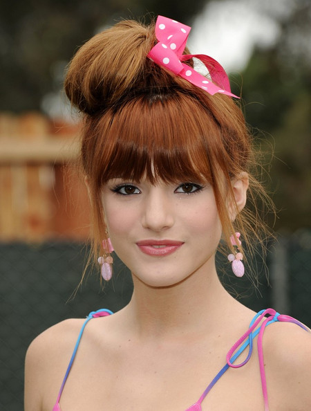 "Bella Thorne Elizabeth Glaser Pediatric AIDS Foundation's 22nd Annual ""A Time for Heroes"" Celebrity Carnival.Wadsworth Theatre, Los Angeles, CA."