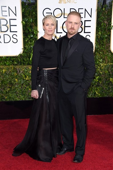 Ben Foster and Robin Wright Photos Photos - Arrivals at ...