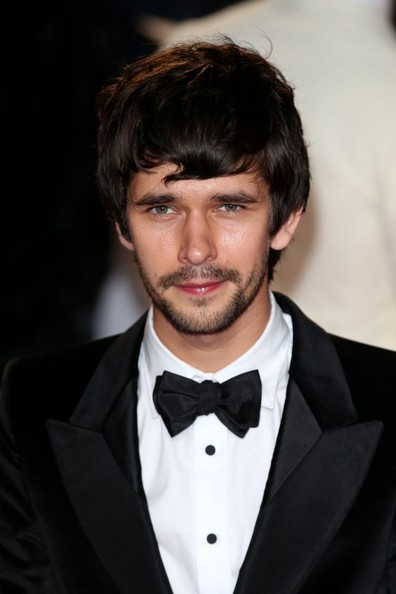 Ben Whishaw Red carpet arrivals at the World Royal Premiere of Skyfall held at Royal Albert Hall.