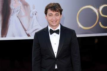 Benh Zeitlin Arrivals at the 85th Annual Academy Awards