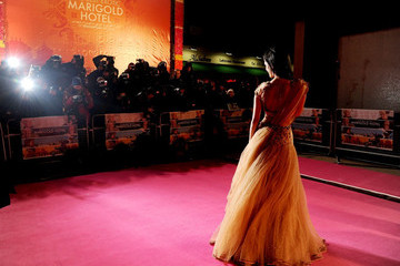 Tena Desae The Premiere of 'The Best Exotic Marigold Hotel'