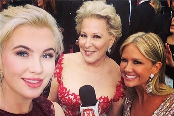 Bette Midler Celebrity Social Media Pics