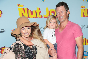 Beverley Mitchell Premiere of Open Road Films' 'The Nut Job 2: Nutty By Nature'