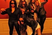 Kelly Rowland and Beyonce Knowles Photos Photo