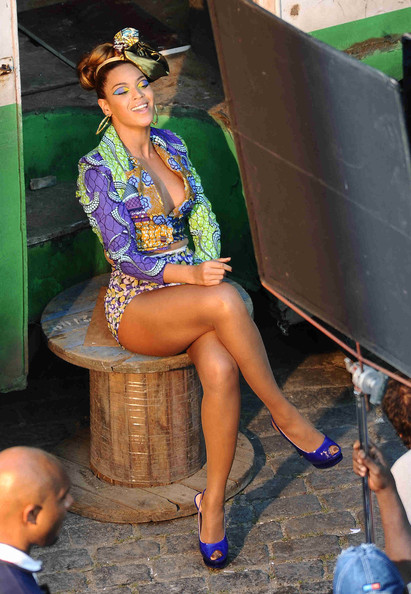 1013c92ea30 Beyonce Knowles Photos Photos - Beyonce and Alicia Keys Film a Music ...
