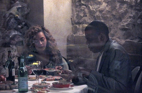 Beyonce and Jay-Z Out for Her Birthday