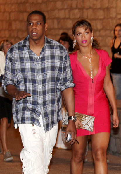 Beyonce And Jay Z 2003