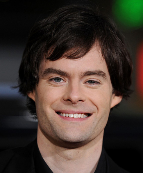 how tall is bill hader