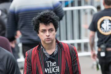 Billie Joe Armstrong Billie Joe Armstrong at 'Jimmy Kimmel Live'
