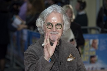 Billy Connolly UK premiere for What We Did On Our Holiday