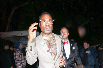 Billy Porter Billy Porter Outside Chateau Marmont In West Hollywood