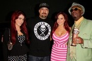 B Real and Melissa Howe Photos Photo