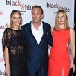 Kevin Costner and Lily Costner Photos