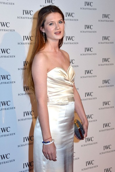 Bonnie Wright - The IWC and Finch's Quarterly Review Dinner