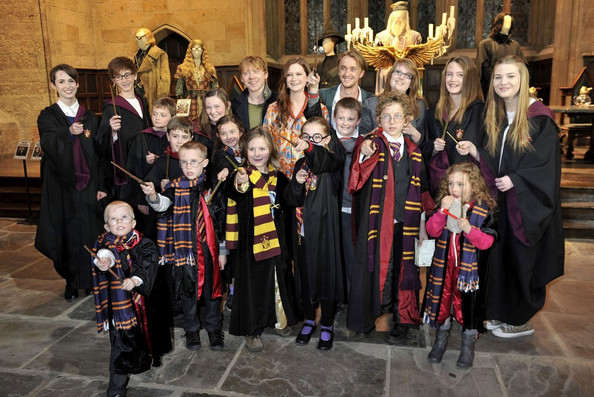 "Bonnie Wright - ""The Making Of Harry Potter Studio Tour"""