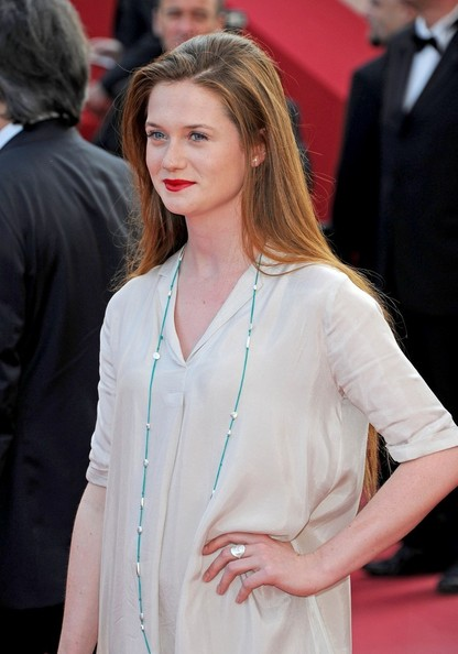 Bonnie Wright - 'Mud' Cannes premiere