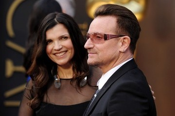 Bono Arrivals at the 86th Annual Academy Awards