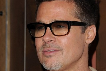 Brad Pitt 'Big Men' Screening in LA