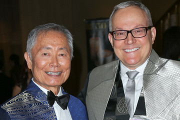 Brad Takei East West Players 50th Anniversary Visionary Awards Dinner And Silent Auction