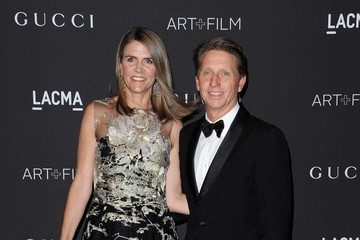 Bradley Bell Arrivals at the LACMA Art + Film Gala
