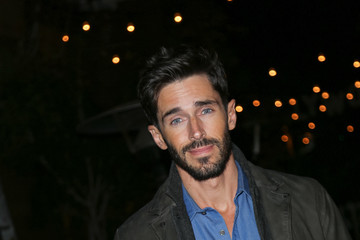 Brandon Beemer Celebrities Are Seen at Saint Felix