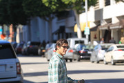 Brandon Davis Is Seen Out in Beverly Hills