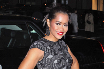 Lisa Wu Hartwell Bravo Media's 2010 upfront party
