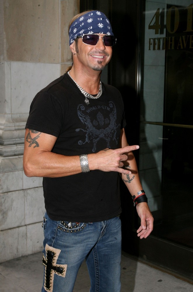 bret michaels photos photos bret michaels leaves 39 live. Black Bedroom Furniture Sets. Home Design Ideas