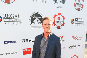 Brian Krause 7th Annual Variety - The Children's Charity of Southern California Texas Hold 'Em Poker Tournament - Arrival