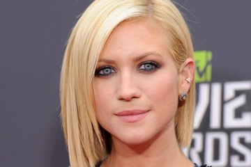 Brittany Snow Arrivals at the MTV Movie Awards