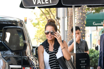 Brooke Burke Brooke Burke Out and About in LA