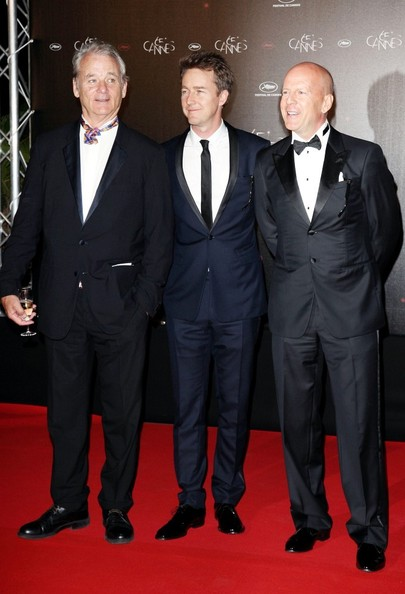 ¿Cuánto mide Bruce Willis? - Altura - Real height Bruce+Willis+Edward+Norton+Cannes+Film+Fest+Yx0Mie-V6qHl