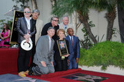 Buddy Holly honored posthumously with star on the Walk of Fame. Hollywood, CA.September 7, 2011.