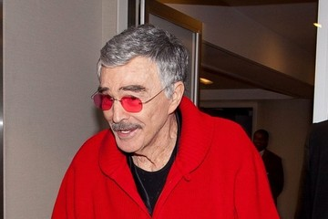 Burt Reynolds Burt Reynolds at LAX