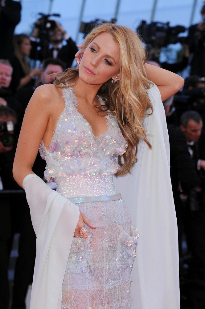 blake lively dating history zimbio Blonde bombshell blake lively has epic hair, and she knows it  still dating after eight months,  the 31 best female friendships in movie history.