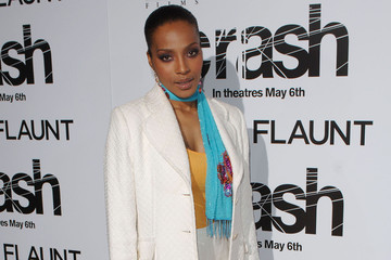 Nona Gaye 'CRASH' Film Premiere